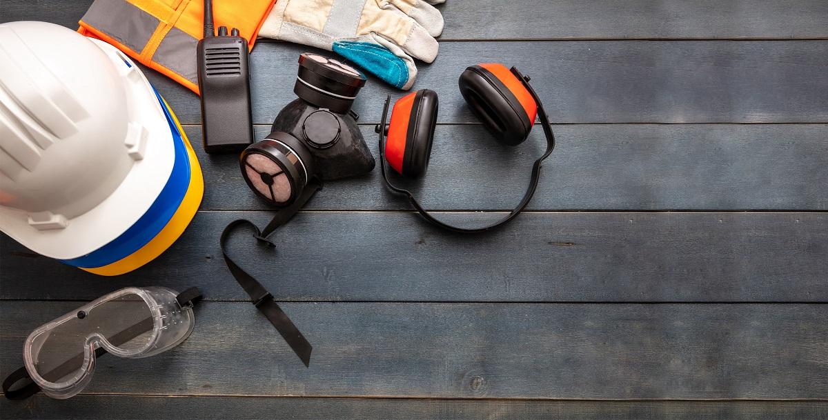 material de segurança no trabalho