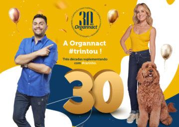 Aniversário Organnact 30 anos