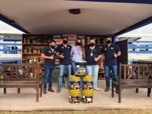 Organnact na 47ª Vaquejada do Parque Rufina Borba